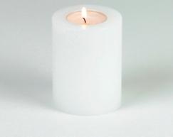 LUX_emotions_trend_white_7cm_SiN_Teelichthalter_Dauerkerze_Kerzenform_Teelichtkerzen
